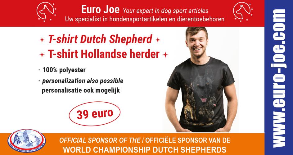 Euro Joe gold sponsor