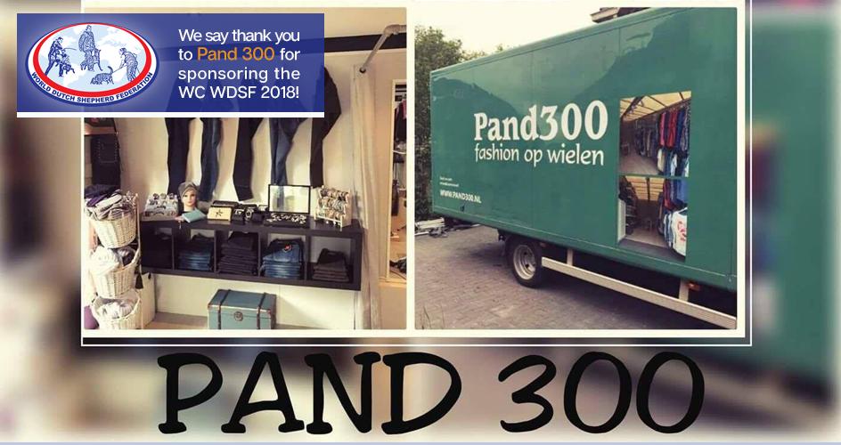 sponsoring Pand 300